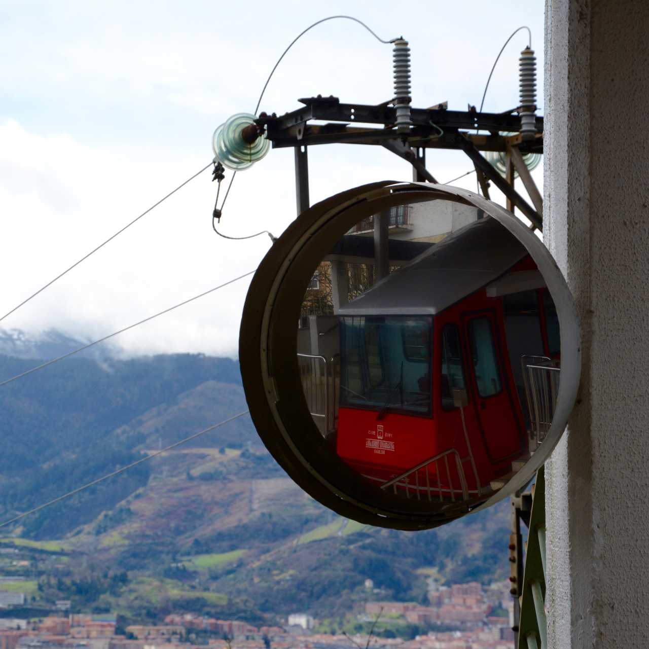 funicular bilbao spain