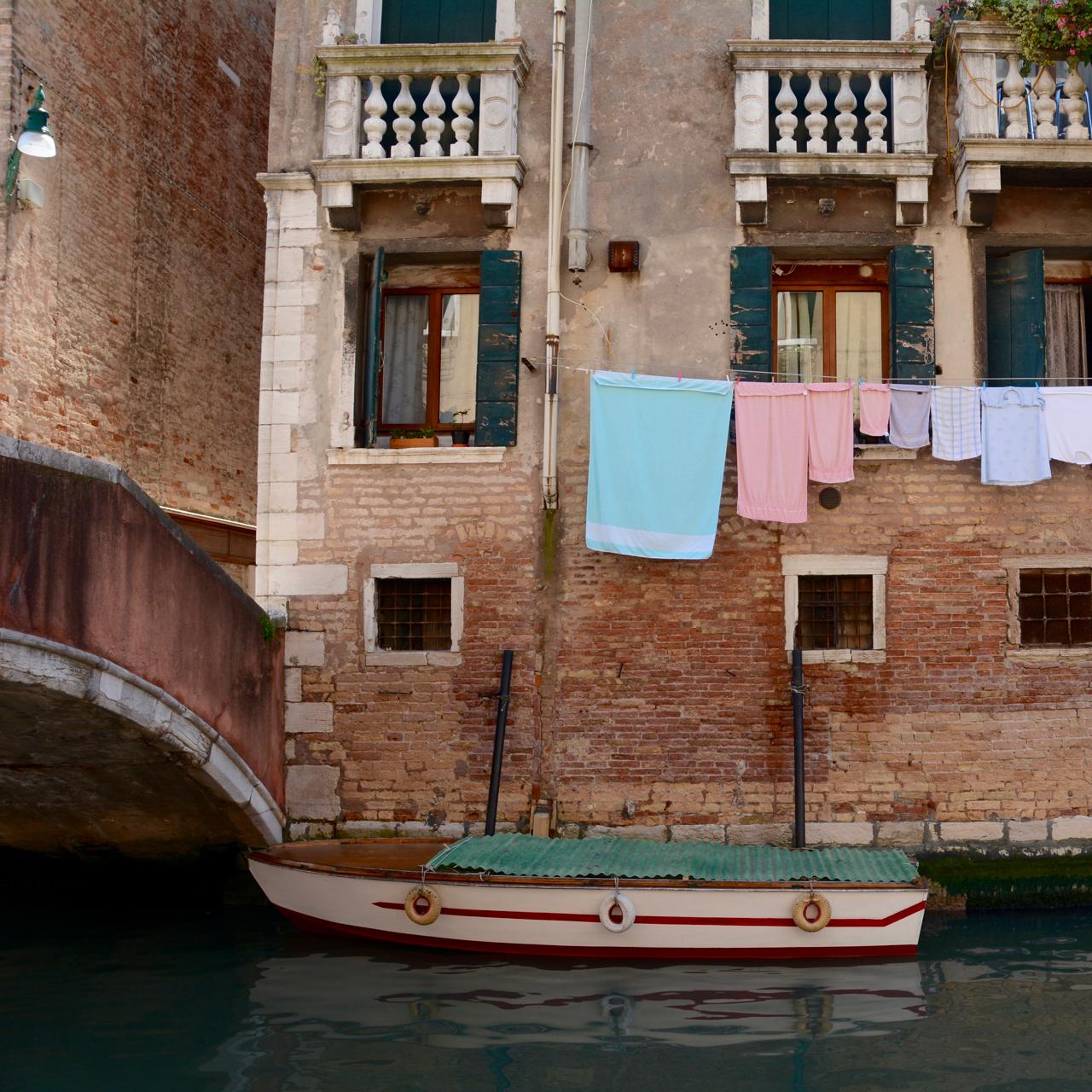 venice bridge canals house architecture