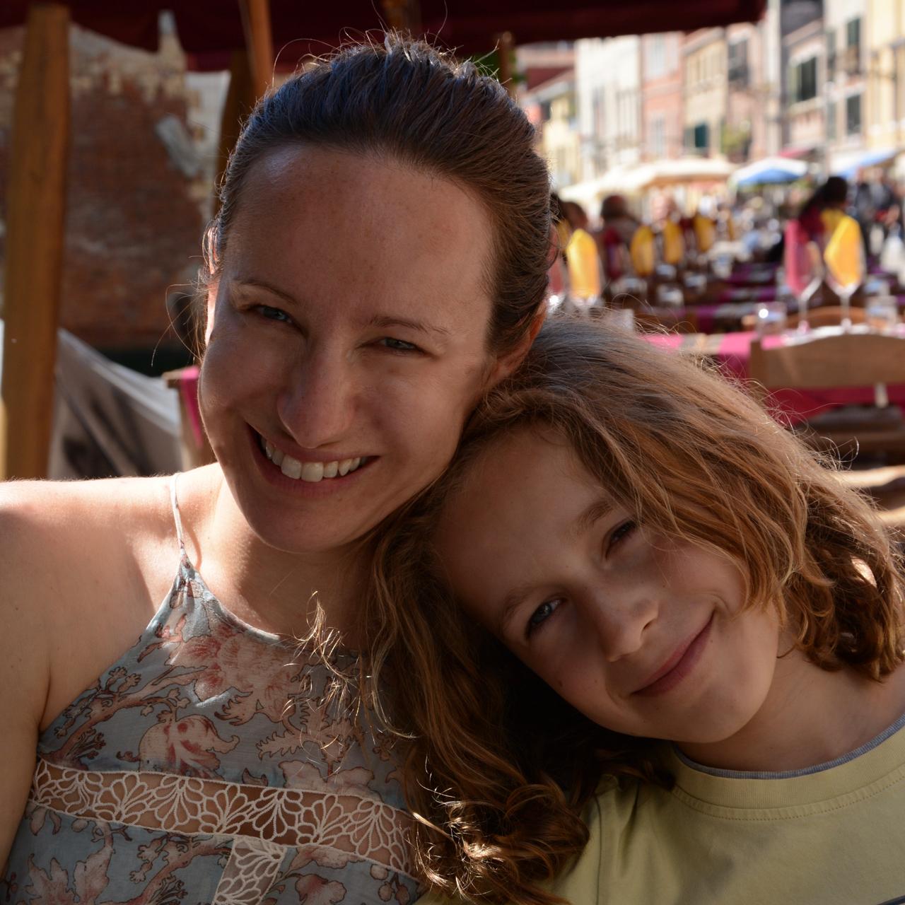 venice travel with children