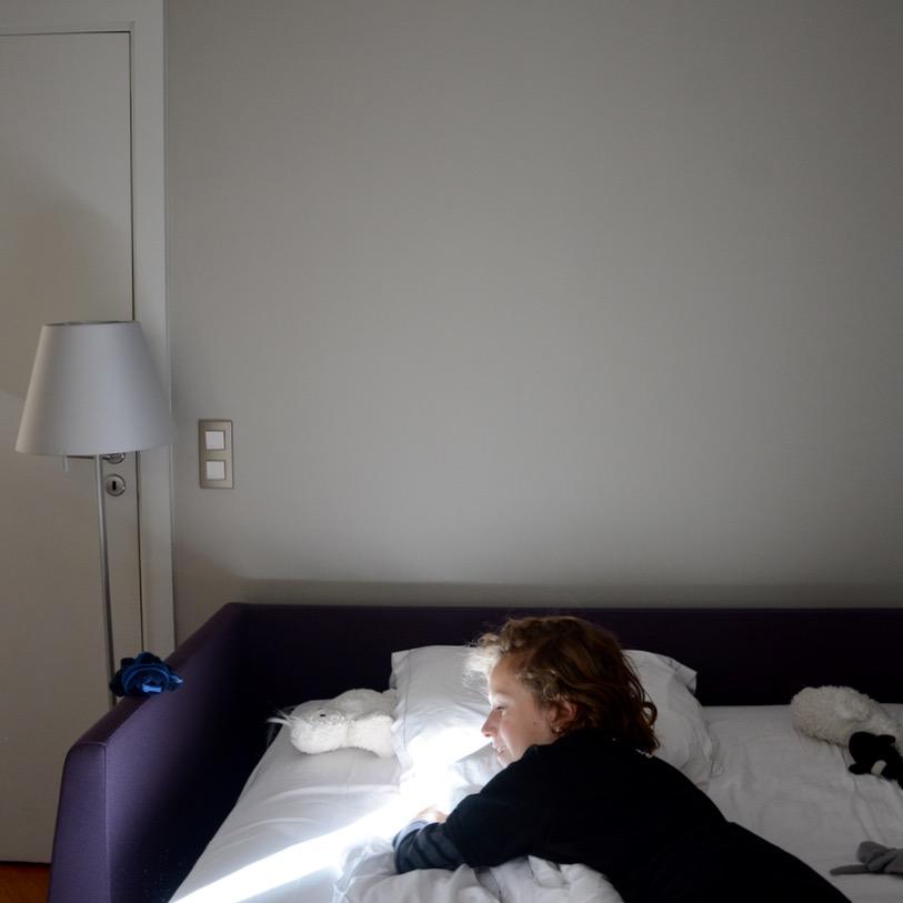 Paris France Hotel Residence Nell bedroom