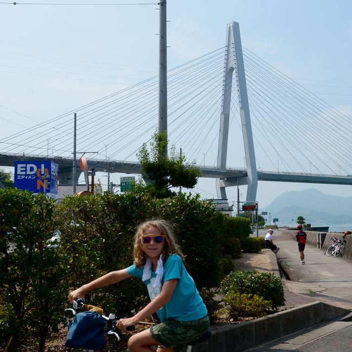 innoshima shimanami kaido cycle path