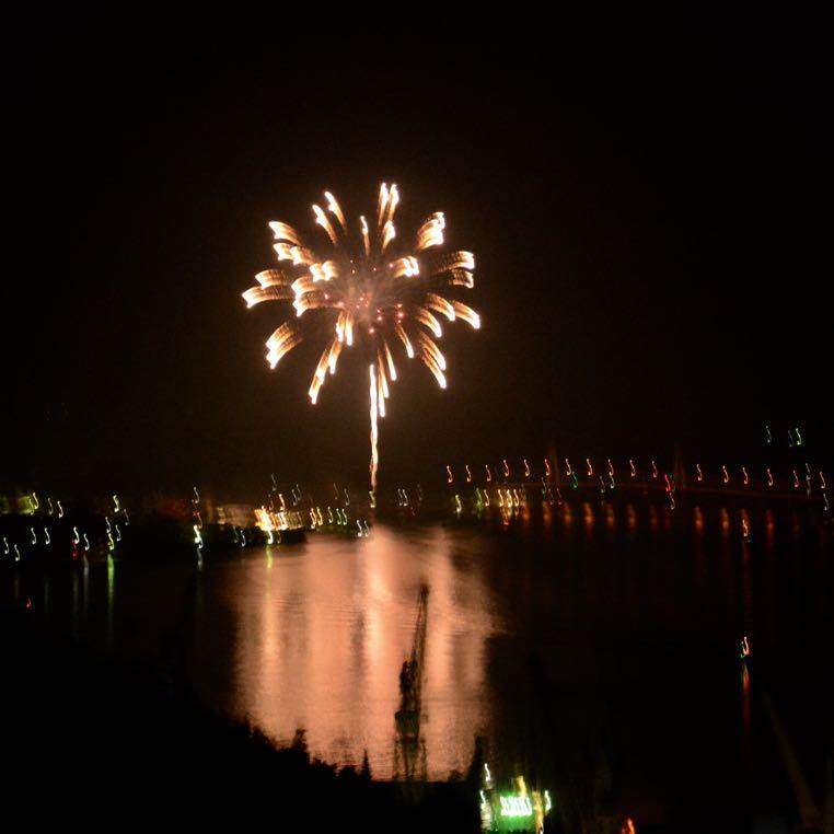 innoshima hotel hanabi firework yugejima