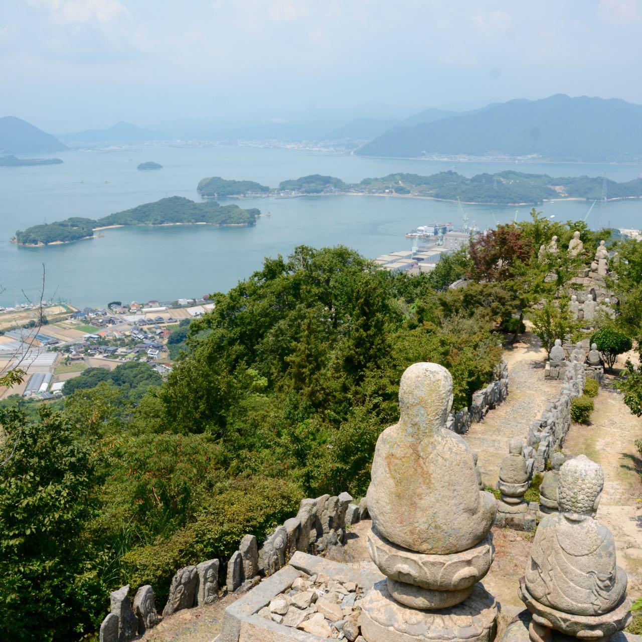 innoshima shiarataki shrine mysyic place