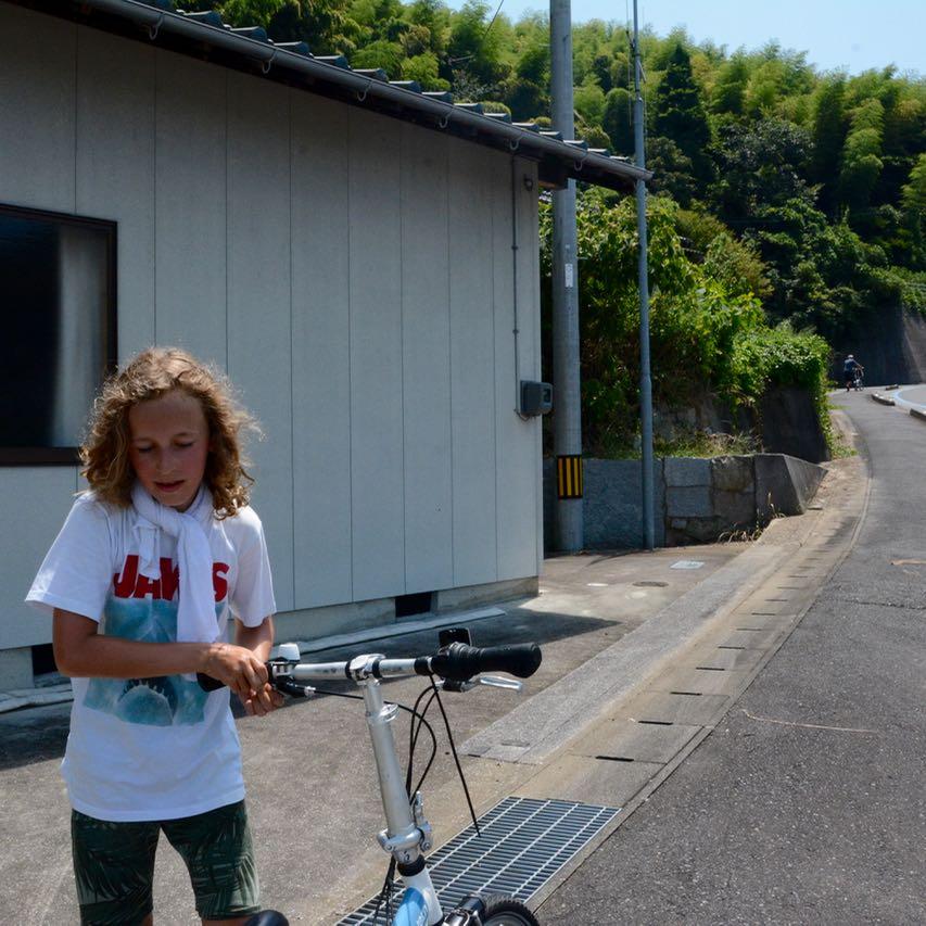 shimanami kaido cycling seto inland sea hill climb
