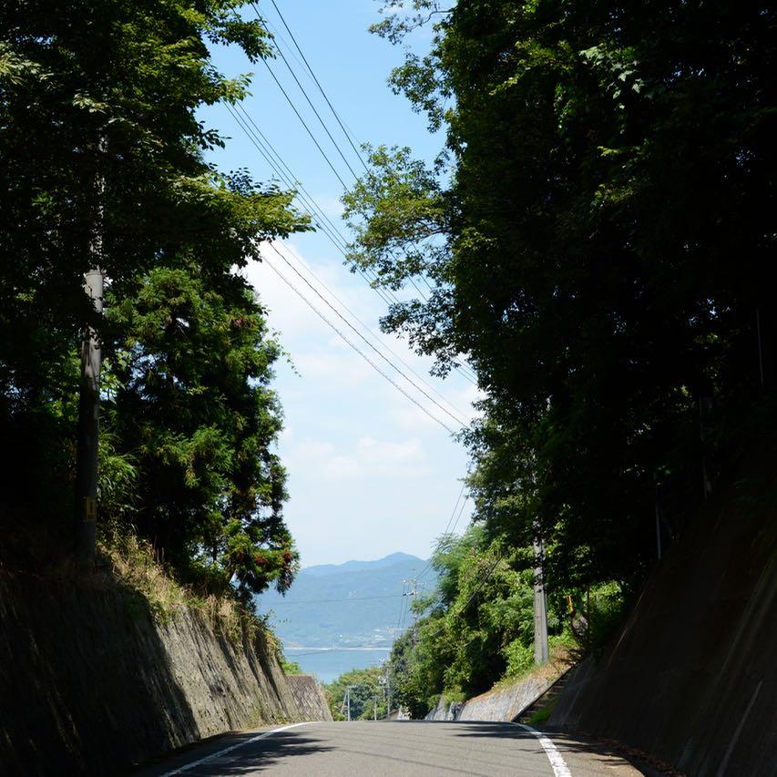 shimanami kaido cycling seto inland sea oshima