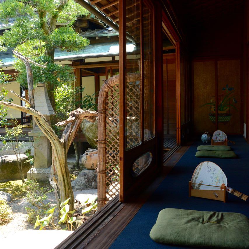 ikuchijima setoda kosanji temple shrine chousaikaku villa garden