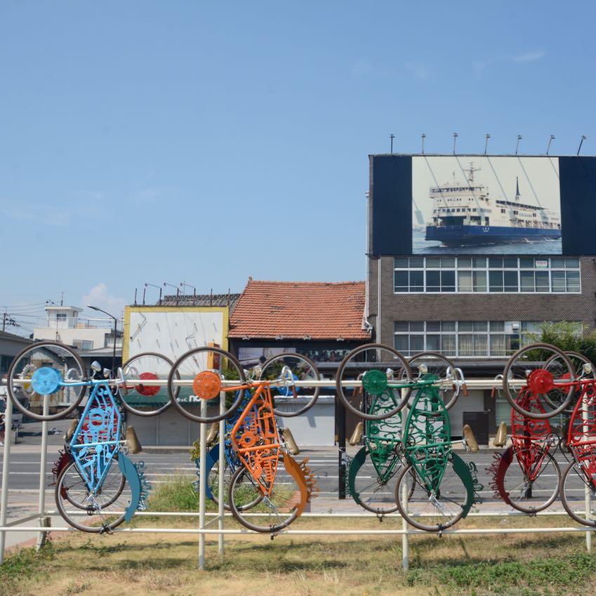 uno port japan setouchi triennale art festival