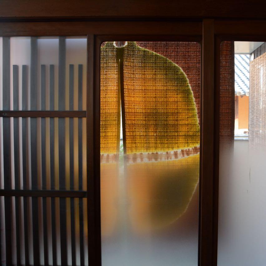 naoshima japan aisunao minshuku entrance