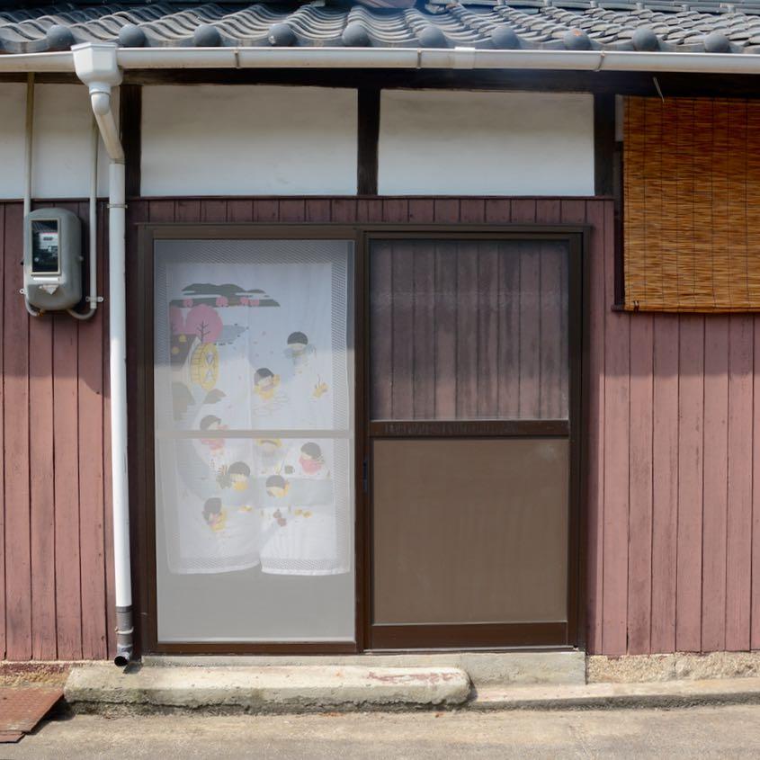 teshima ieura setouchi tirennale house entrance