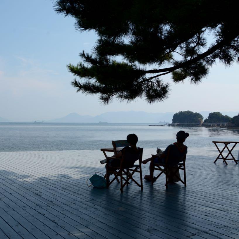 naoshima honmoura setouchi tirennale benesse restaurant