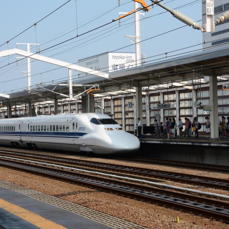 himeji shinkansen nozomi superexpress
