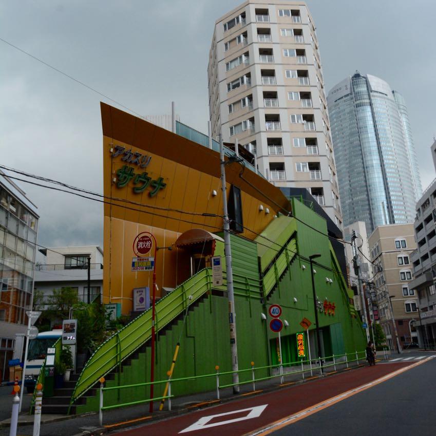 roppongi tokyo architecture