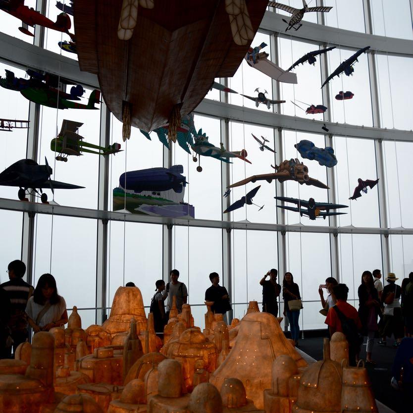 Mori Art Museum, Tokyo – Ghibli MuseumExhibition