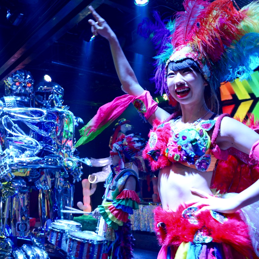 Robot Cafe, Tokyo – The Craziest Show inJapan