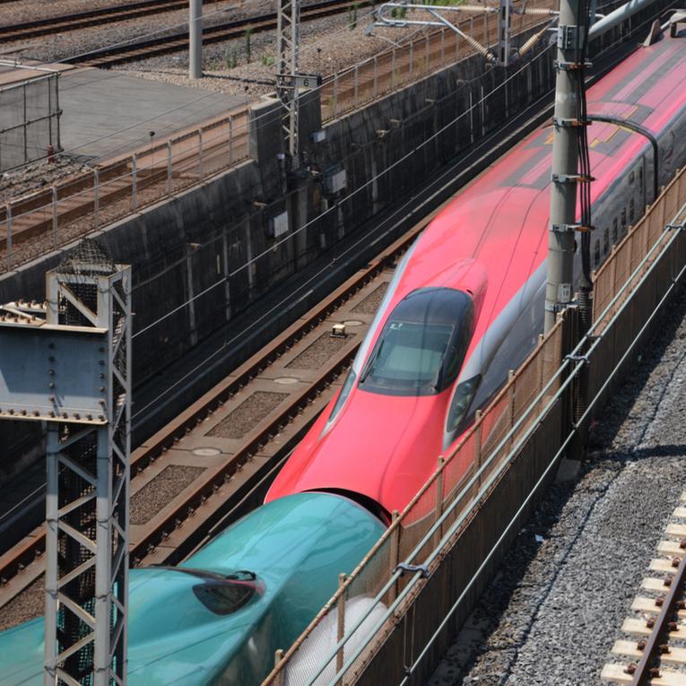travel with kids children tokyo japan nishi nippori station shinkansen