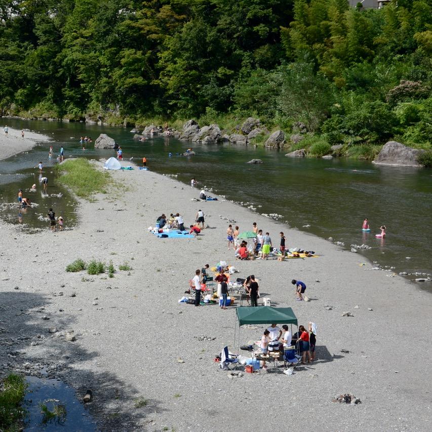 Tama River, Japan – Cycling Through The Outskirts OfTokyo