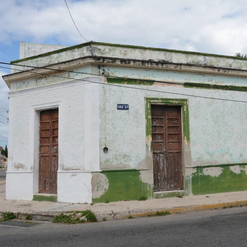 Mexico Merida travel with children kids architecture
