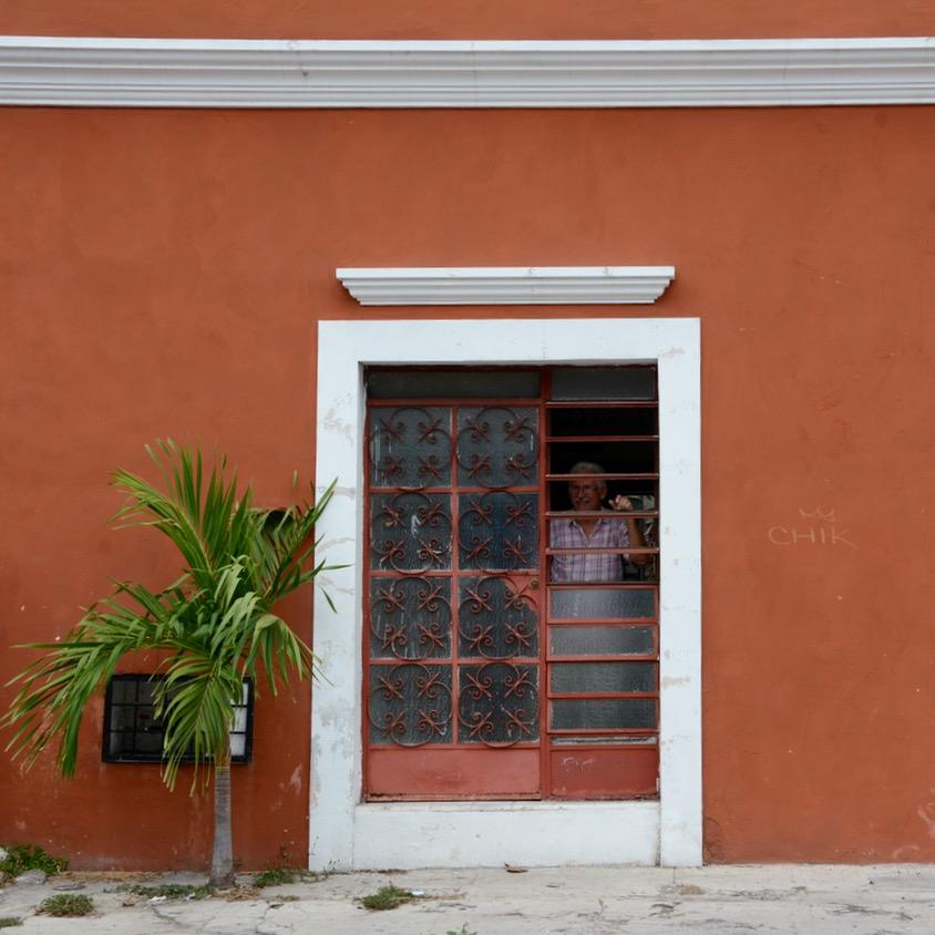 Mexico Merida travel with children kids local