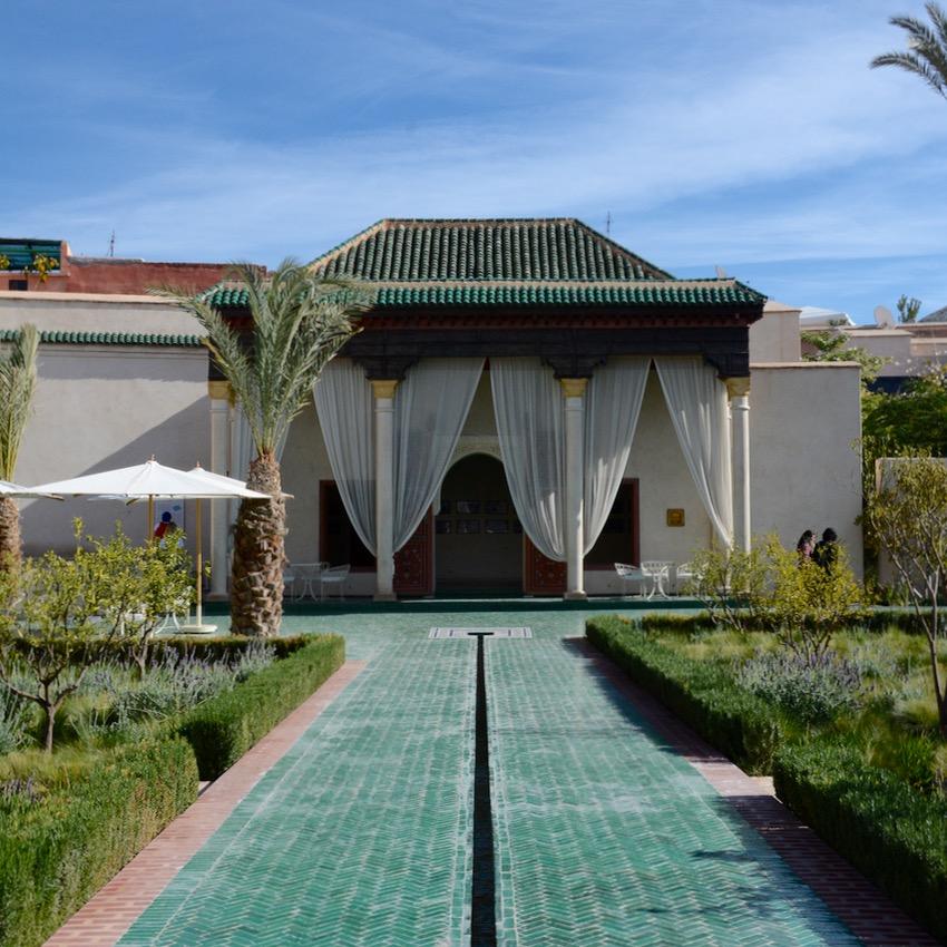 Marrakech, Morocco | Le Jardin Secret, a Hidden Palace Garden in the Heart of theMedina