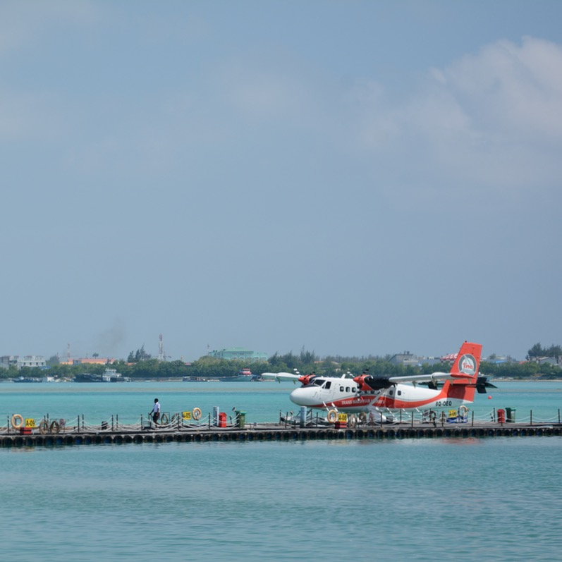 travel with children kids maldives lux south ari atoll seaplane