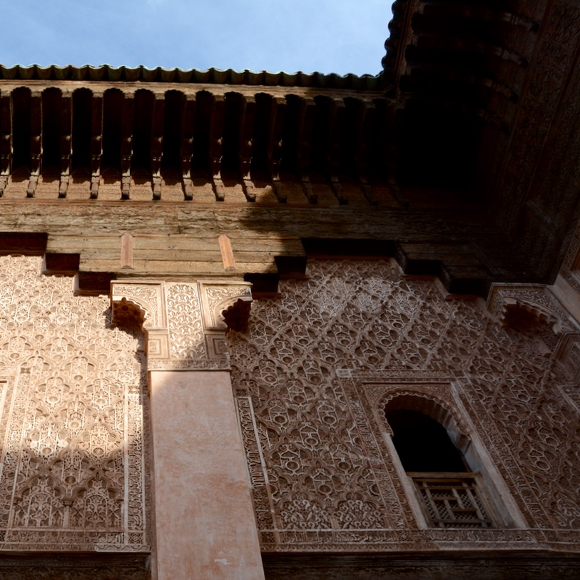 Marrakech, Morocco | An afternoon at the Quran school of BenYoussef