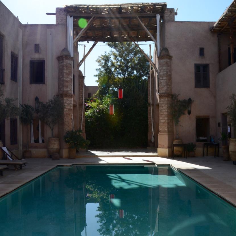 Marrakech, Morocco | Hotel Carvanserai, a Small Boutique Hotel Off The BeatenTrack