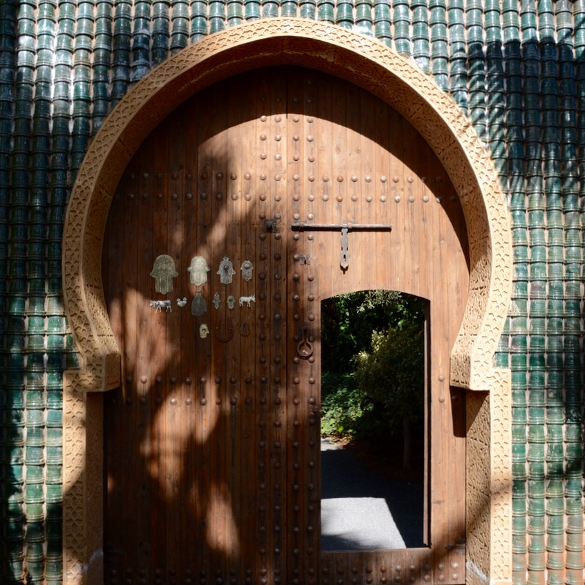 travel with children kids marrakech morocco anima garden andre heller entrance
