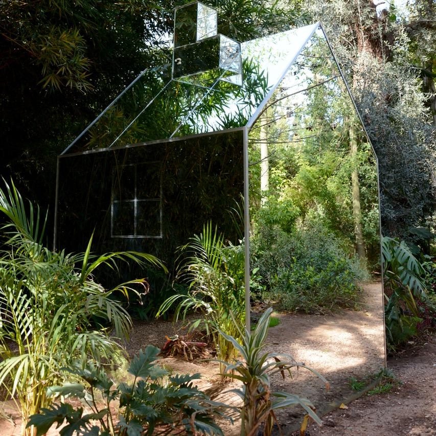 travel with children kids marrakech morocco anima garden andre heller glass house