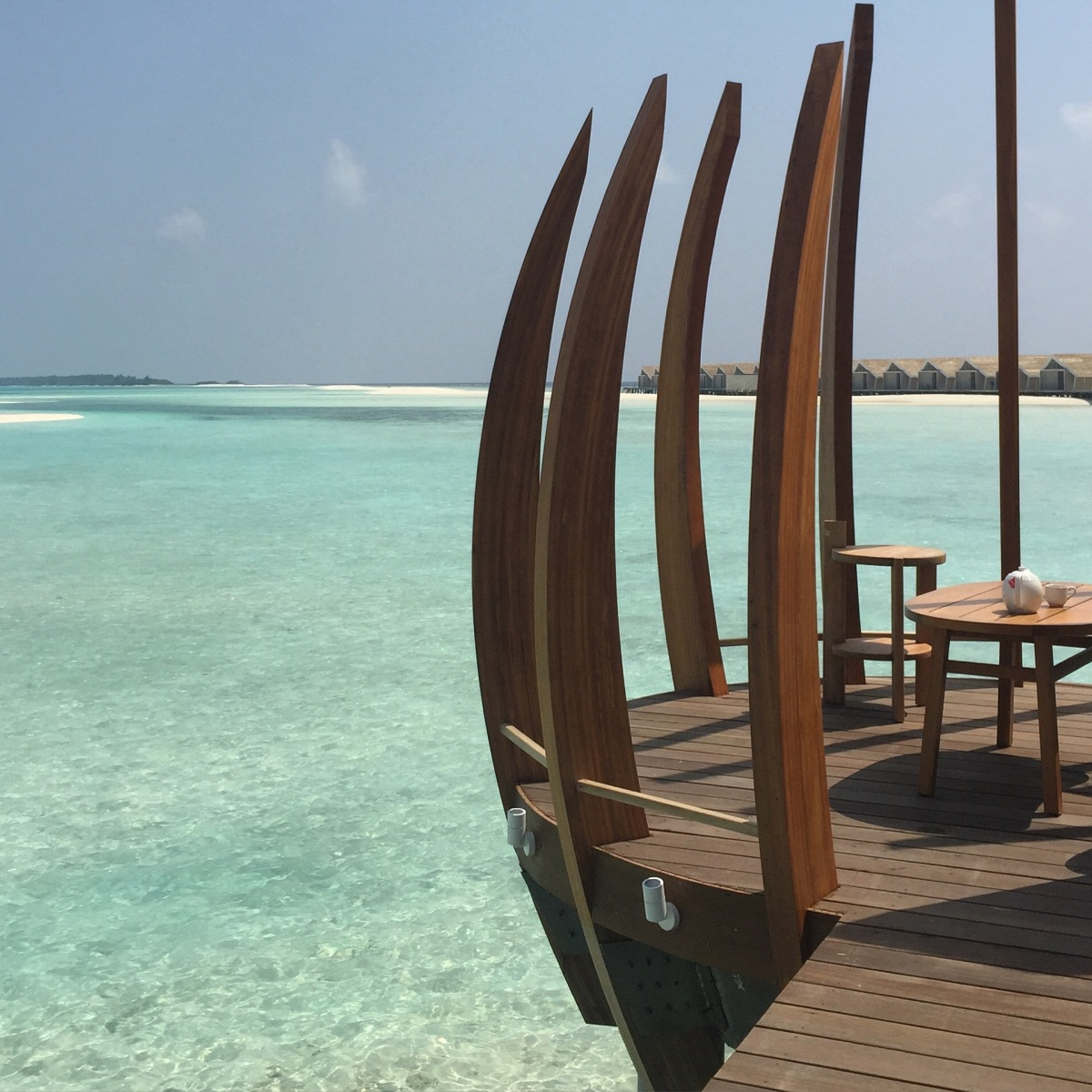 travel with children kids maldives lux south ari atoll breakfast spot