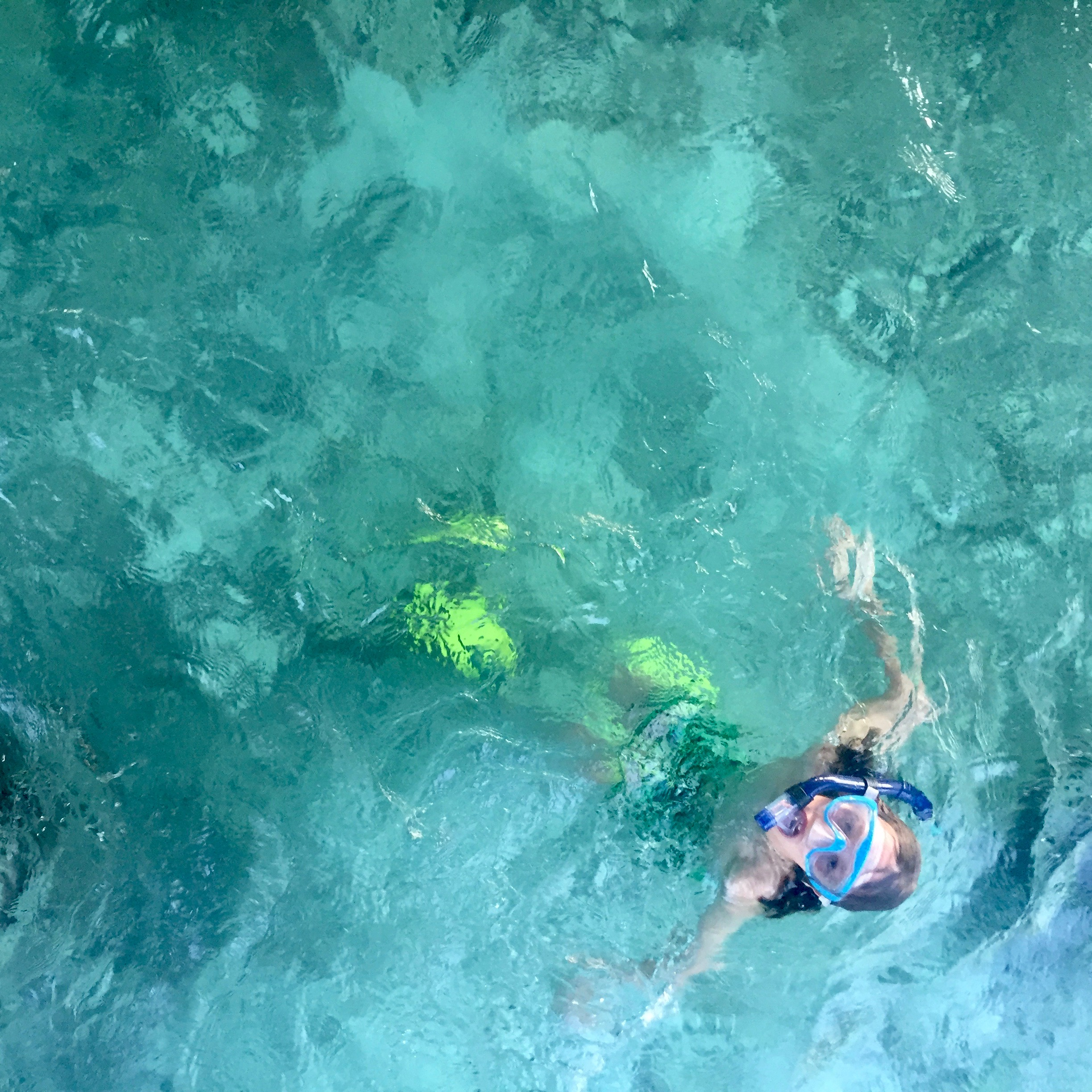 travel with children kids maldives lux south ari atoll snorkelling