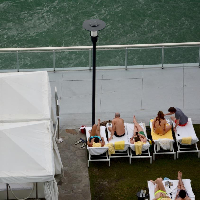 travel with kids children miami south beach mondrian hotel
