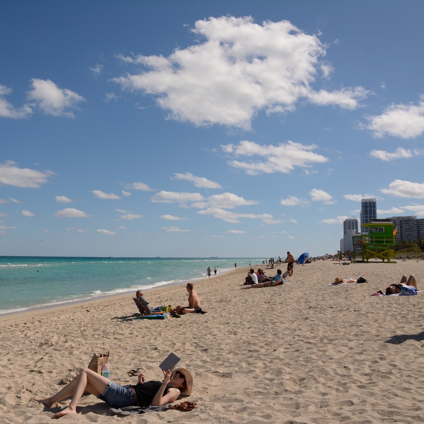 travel with kids children miami south beach
