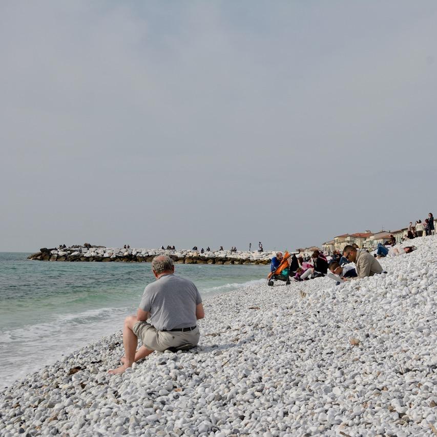 travel with kids children pisa italy marina di pisa beach