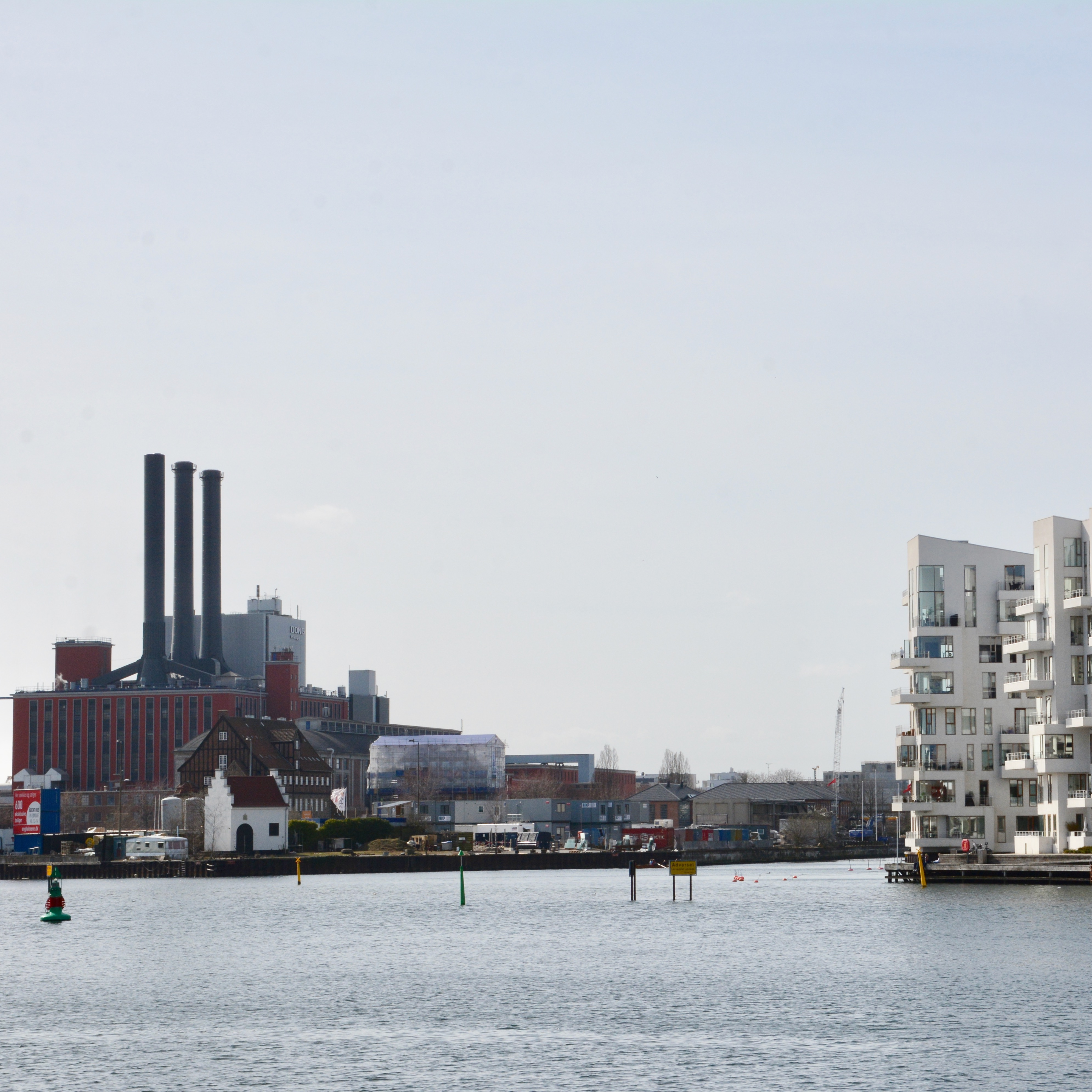 travel with kids children Copenhagen Denmark christianshavn harbour architecture