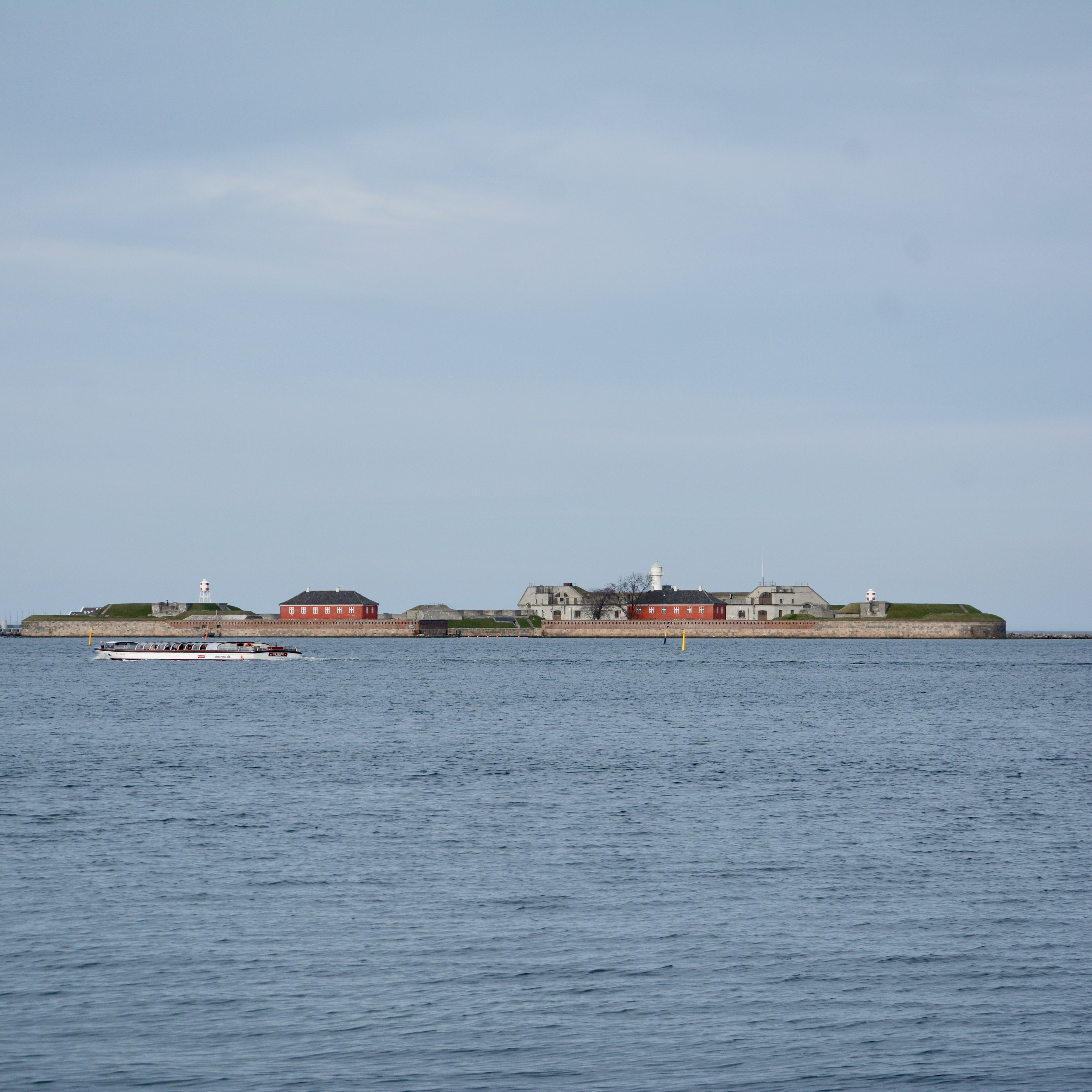 travel with kids children Copenhagen Denmark sea defence