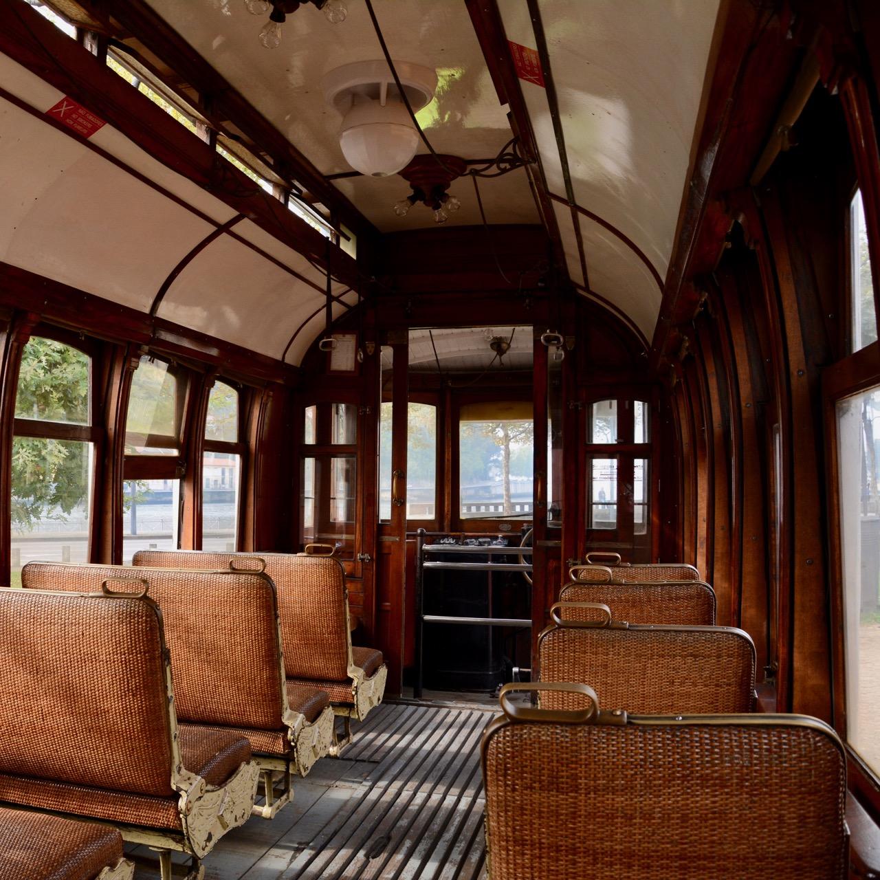 travel with kids children porto portugal tram