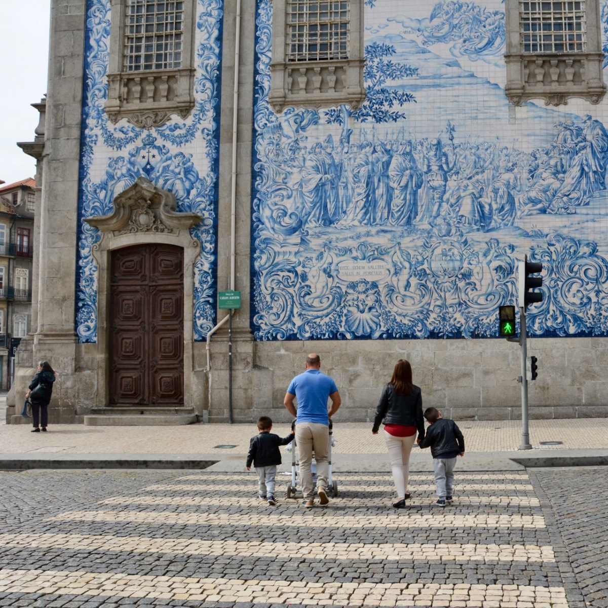 Porto, Portugal | A Morning of Trams, Iron Bridges, Cafes and Winding Streets inPorto