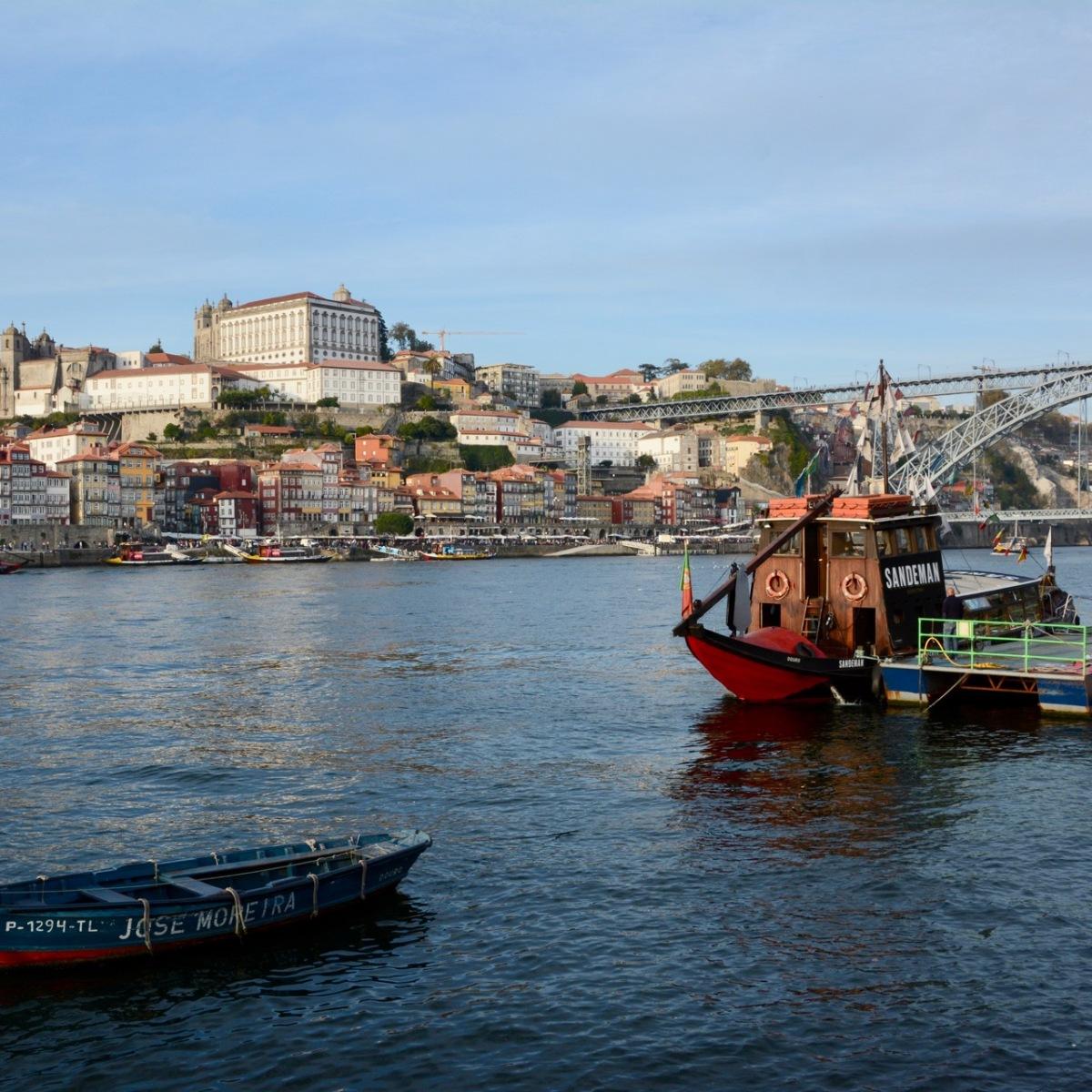 Porto, Portugal | Little Lanes, Big Bridges and the Craziest of CrazyGolf
