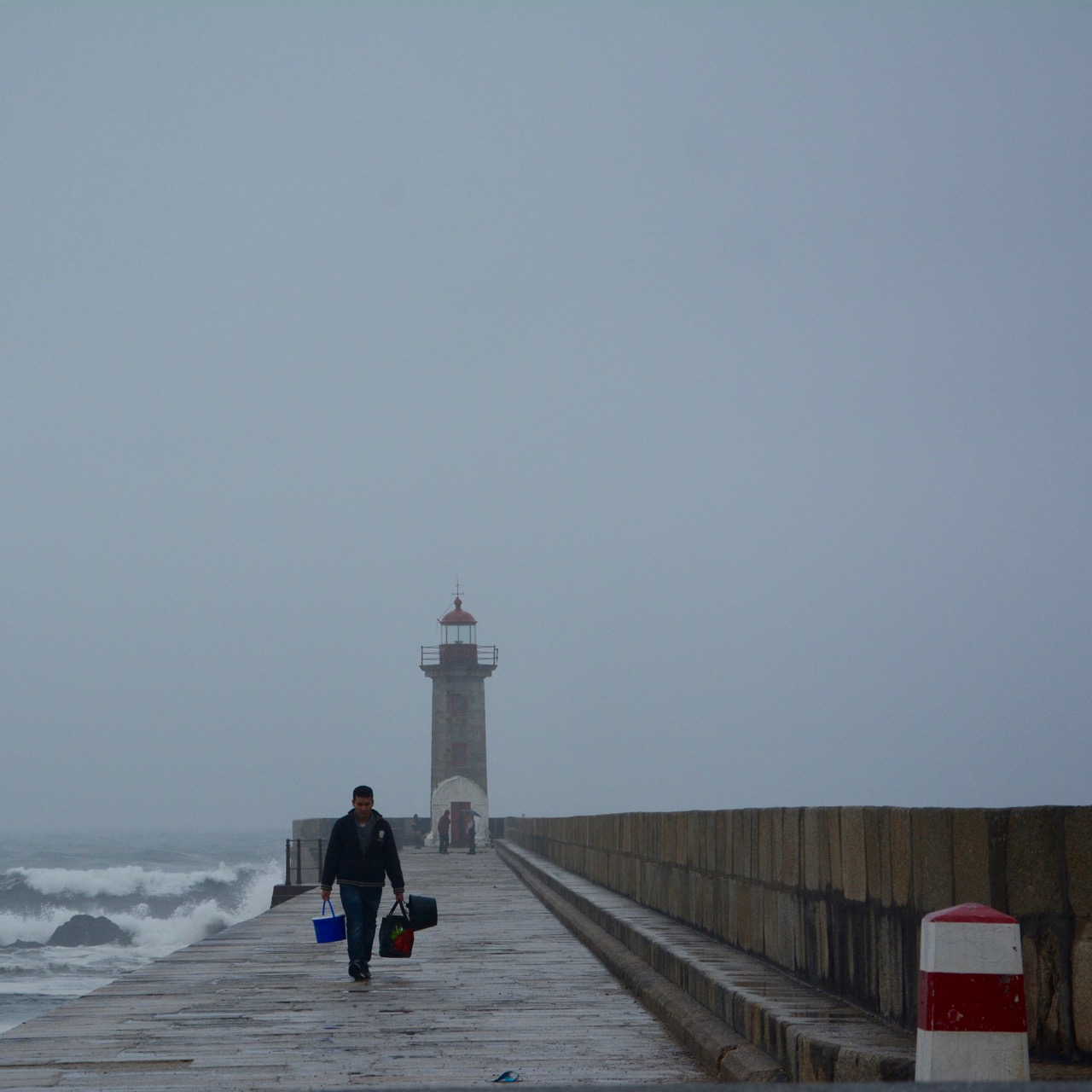 travel with kids children porto portugal light house