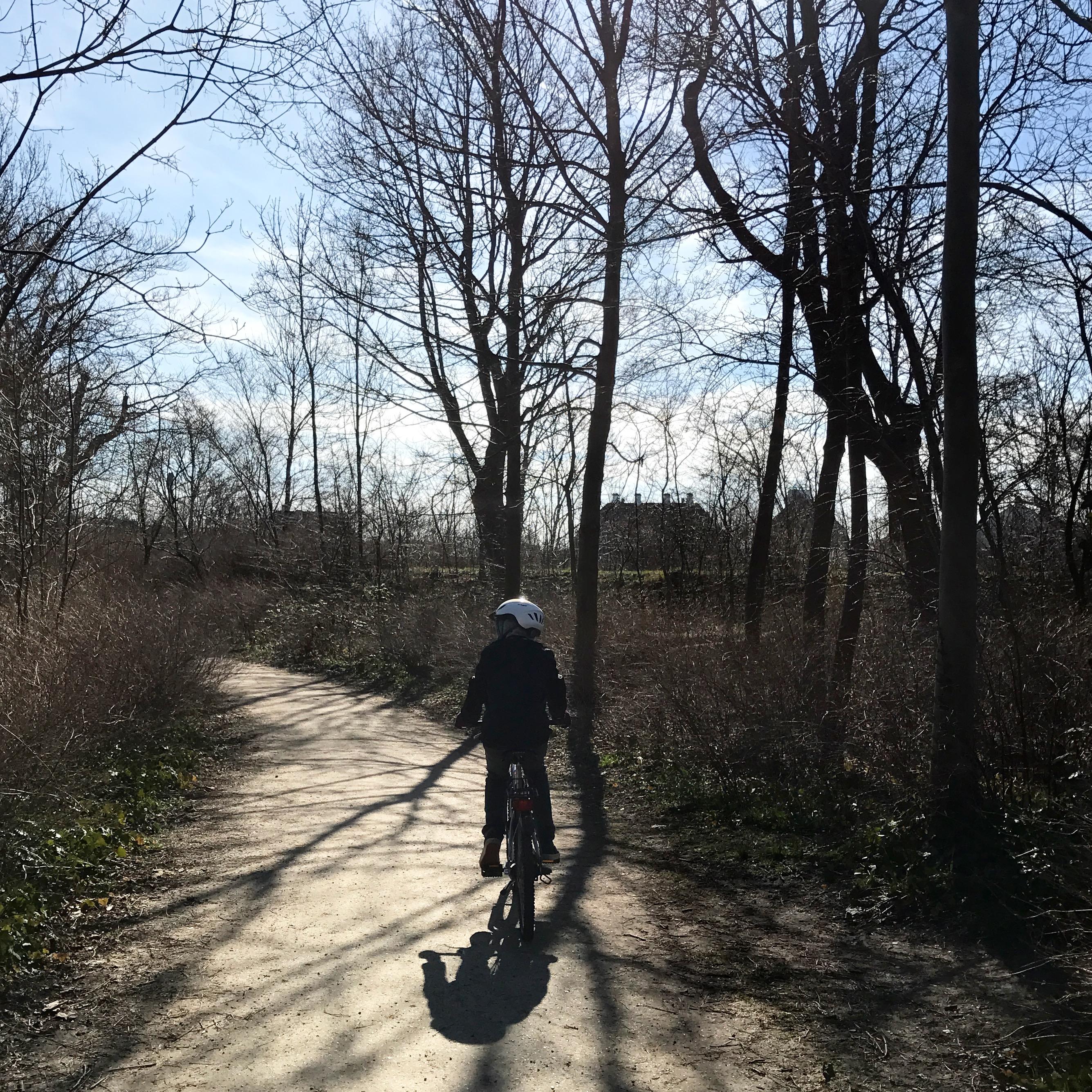 travel with kids children copenhagen denmark christianshavn freetown cycling off the beaten track
