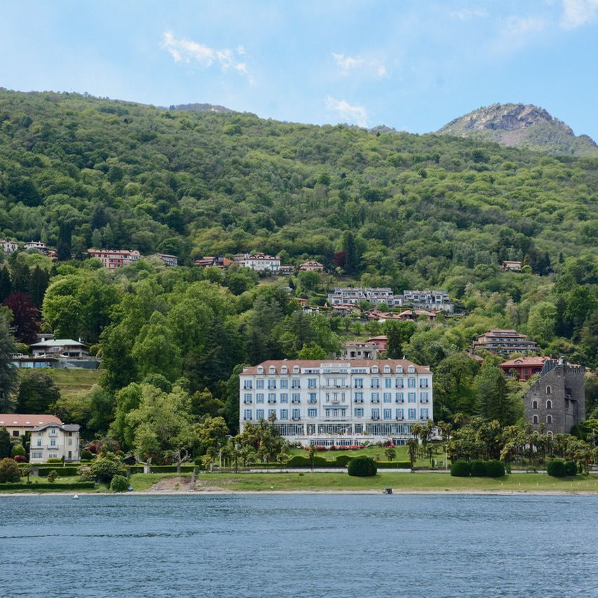 travel with kids children isola bella lago maggiore italy stresa villas