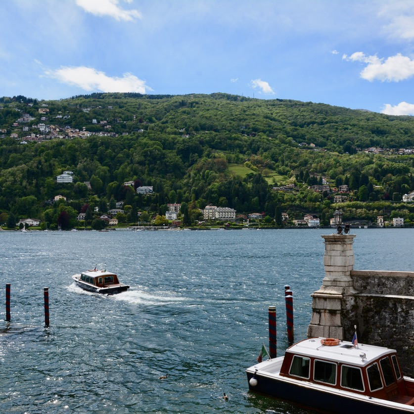 travel with kids children isola bella lago maggiore italy boat