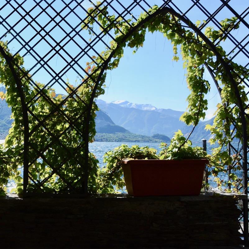travel with kids children isola madre lago maggiore italy palazzo borromeo lake view