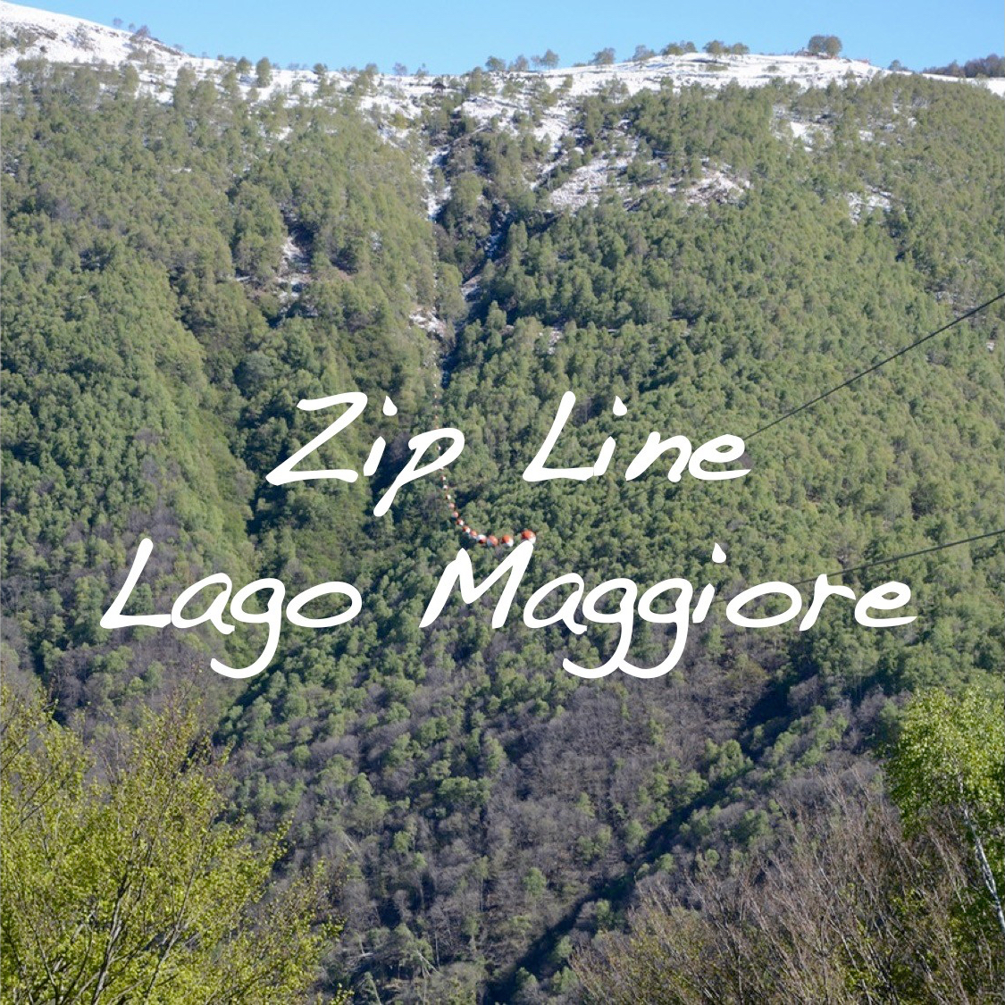 Premeno, Lago Maggiore, Italy | Our First Exhilarating Zip Line Experience
